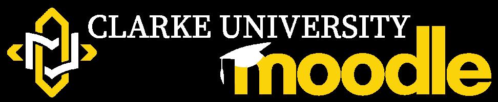 Clarke University Moodle
